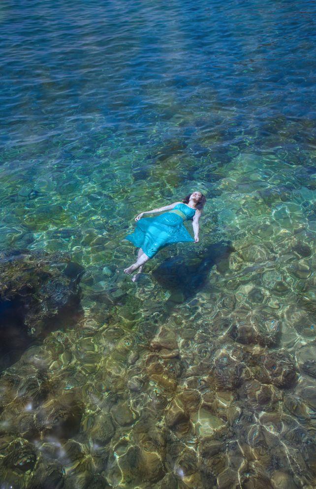 Mermaid in Ibiza XII