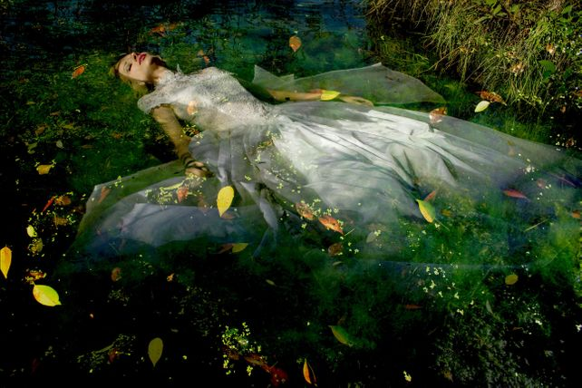 Take me to your dreams Ophelia III