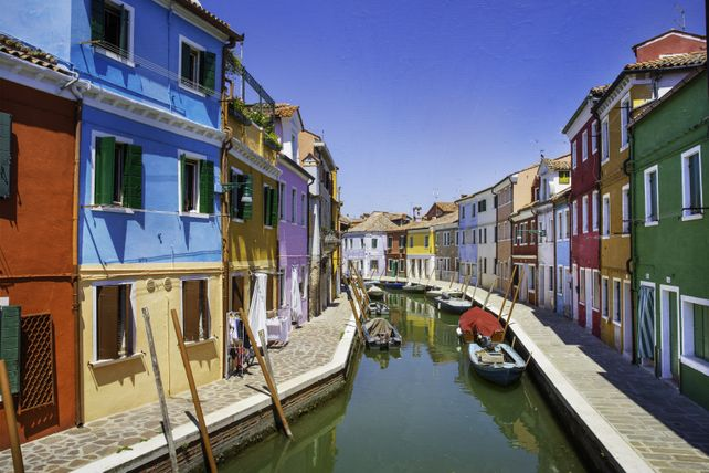 Colors of Burano IV