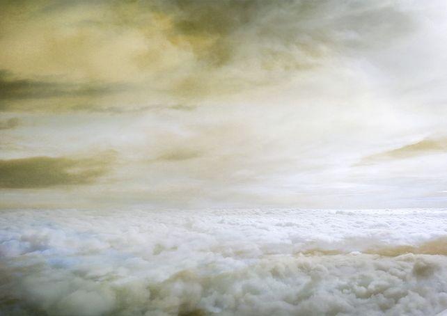 Over the sky of Houston VI