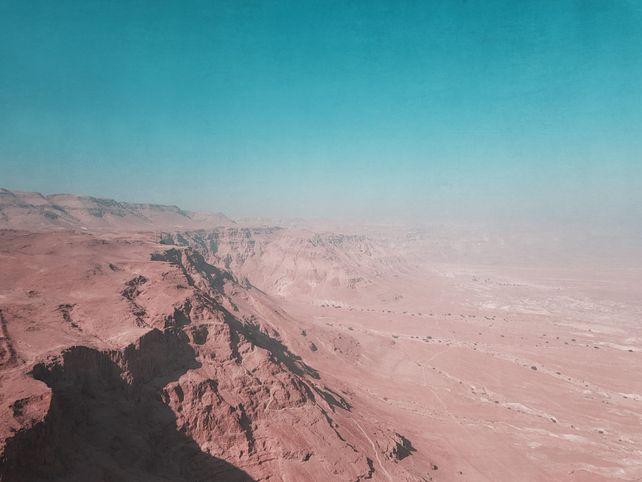 Masada Desert Fortress I