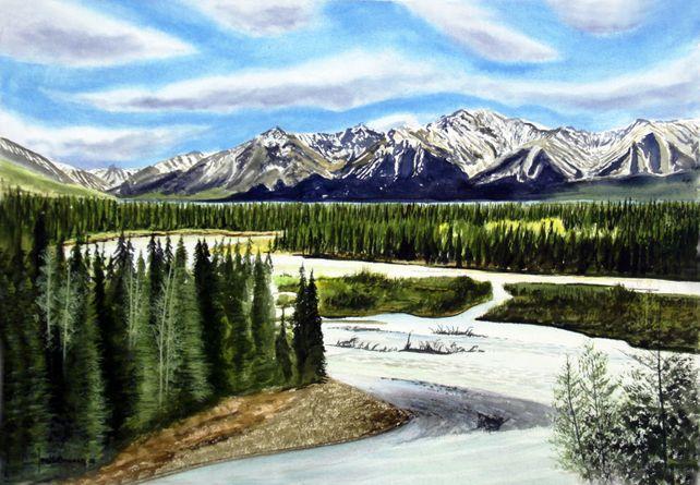 Mountains High - Alaska