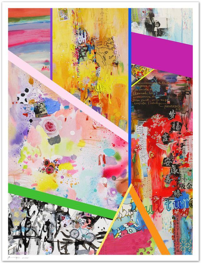 Culture III - Fine art giclée print