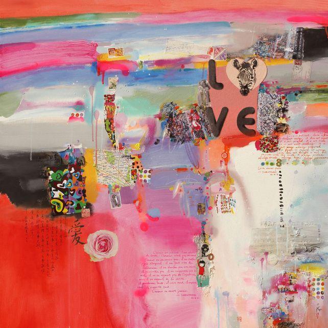 Love 2018 - Fine art giclée print