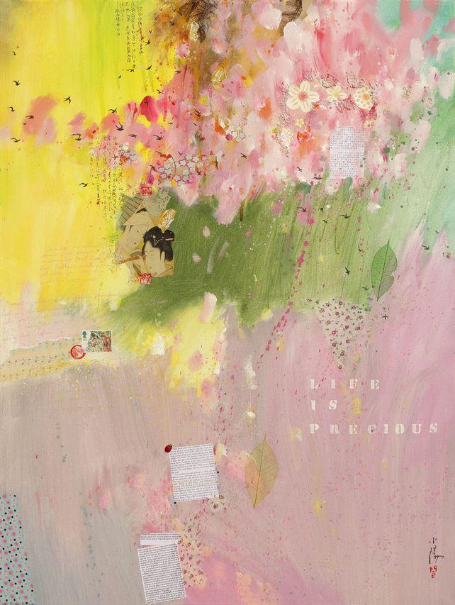 Life is precious V - Fine art giclée print