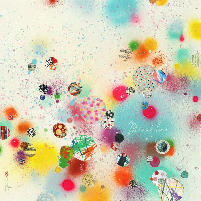 Miracles - Fine art giclée print
