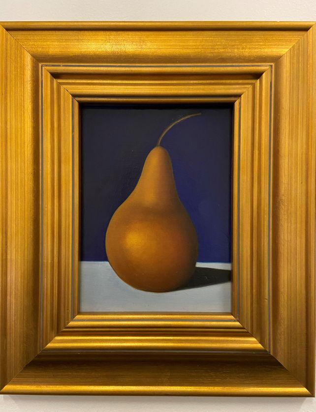 Bosc Pear Study