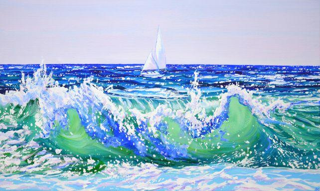 Sailing trip.