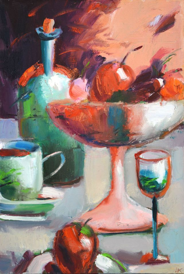 Absinthe and fruit
