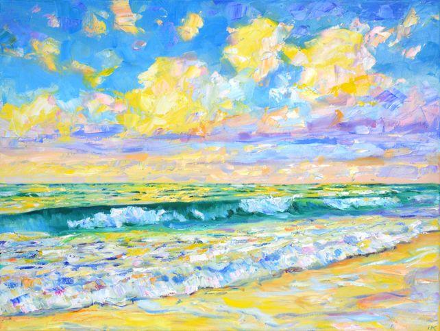 Sea mosaic.