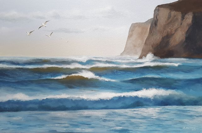 Wild Wind and Sea