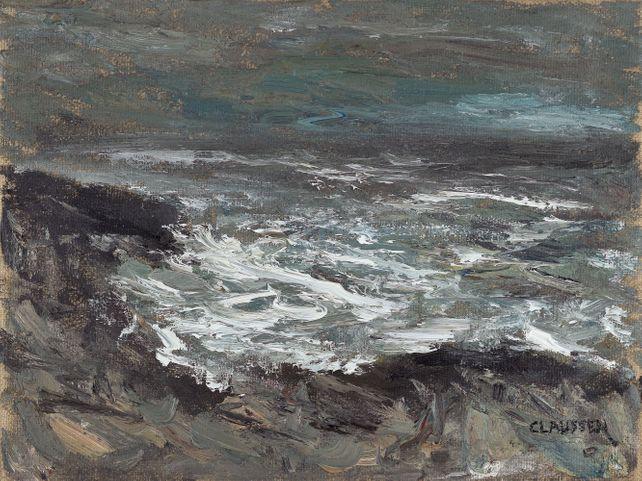 Seascape 2019-01-03