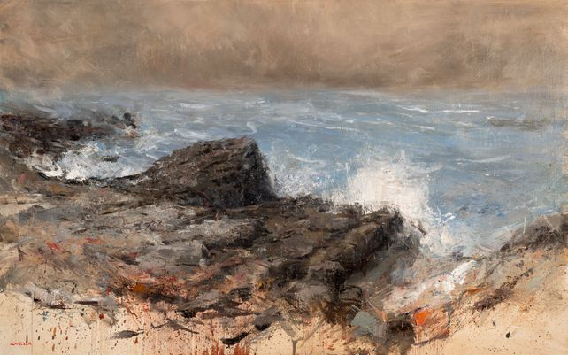 Seascape 2021-01-01