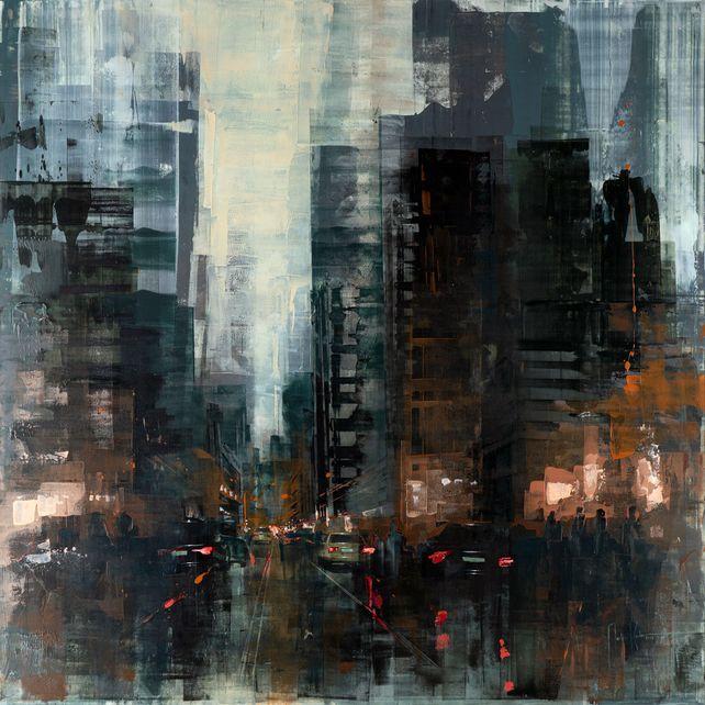 New York dark noon III (2)