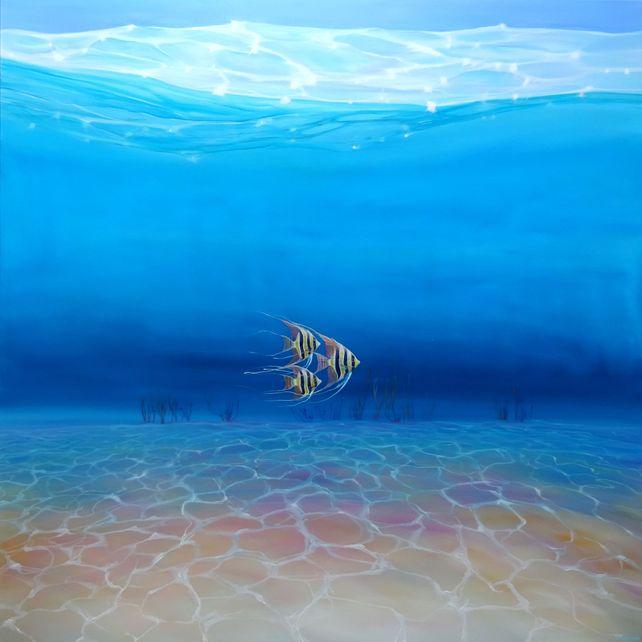 Escape to the Big Blue Sea