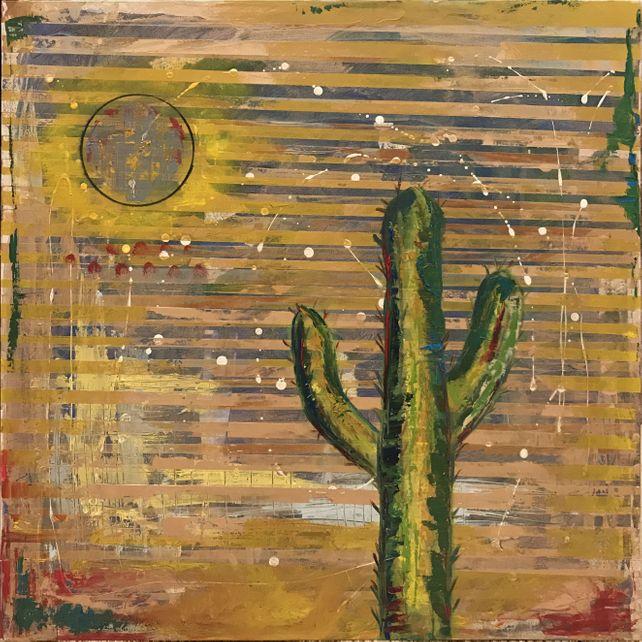 Hidden Cactus