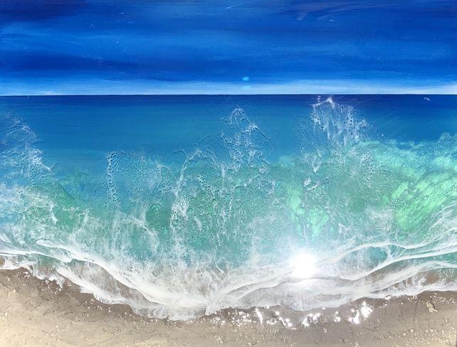 Ocean waves #13