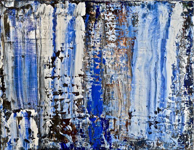 Cobalt Abstract 1