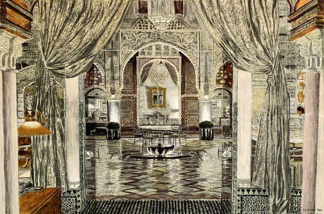 Maroc Architecture Traditionnelle -7-