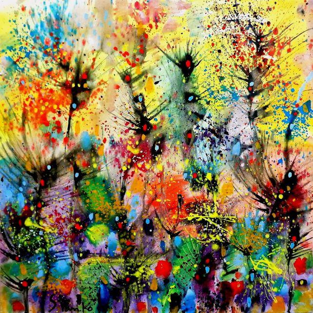 Abstract landscape-XXXIII