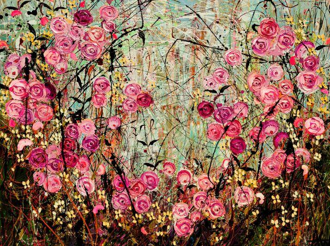 Candy Rose Garden
