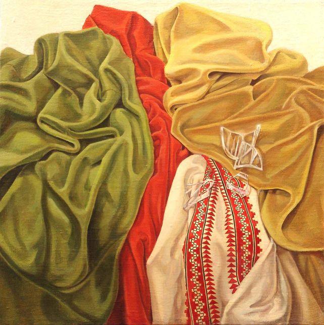 Textile scenery 3