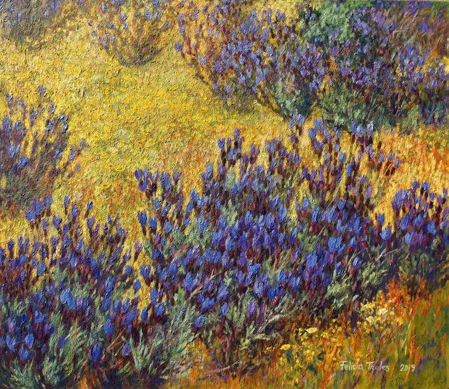 Wild Lavender II