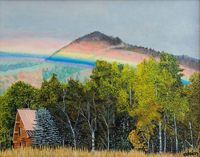 Mountain Rainbow