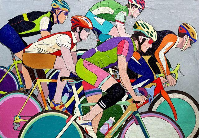 Grand Final, Cyclists