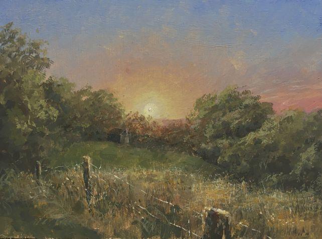 Serendipitous Sunset