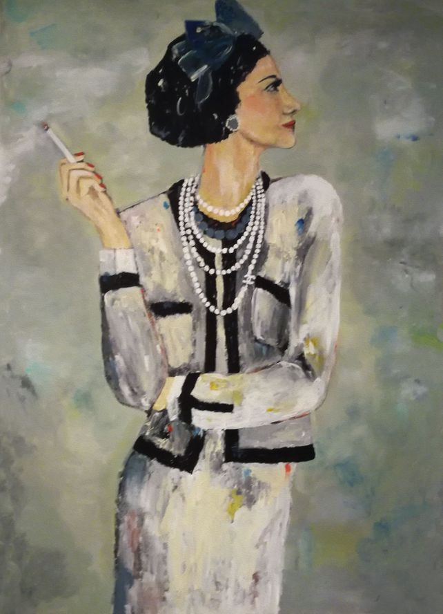 Coco Chanel - Muse