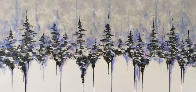 « Enigmatic forest 3 » by M.Y.
