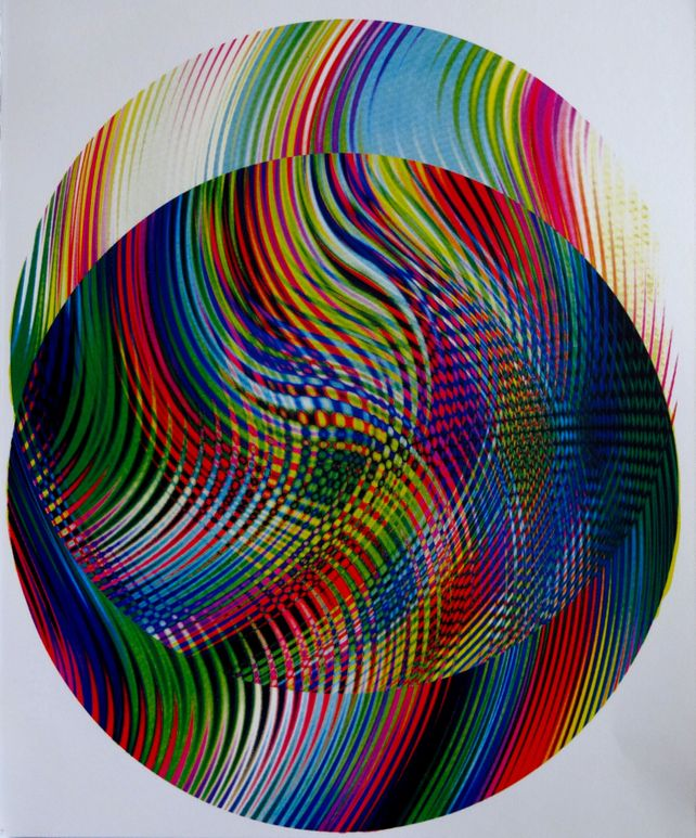 Chromatic tapestry (3/A)