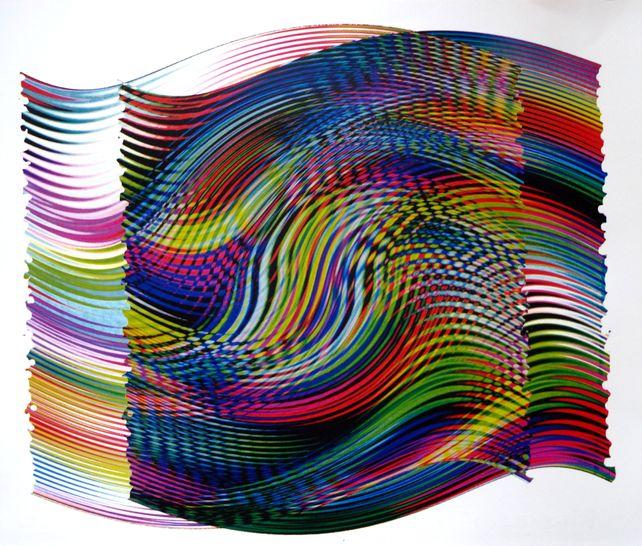 Chromatic tapestry (6/M)