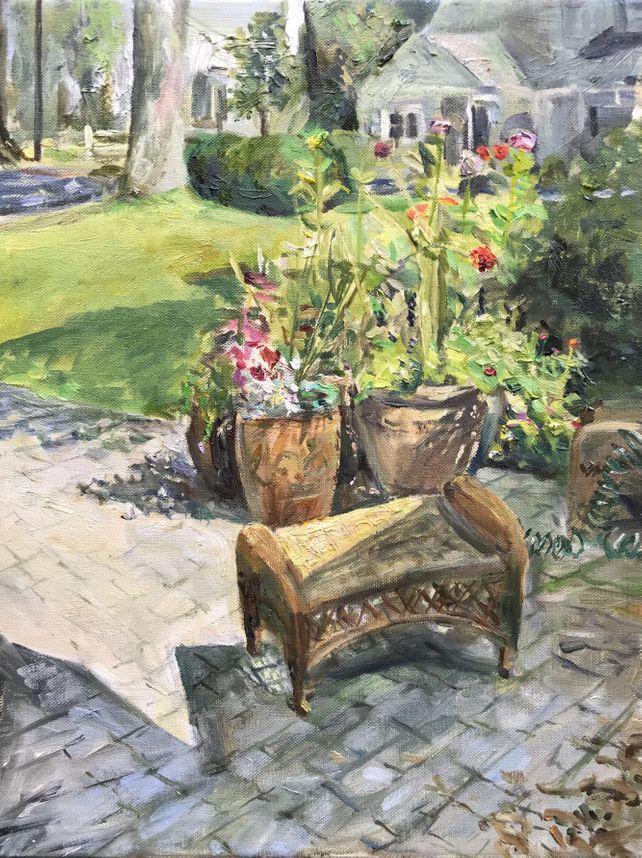 Later Summer Flower Pots