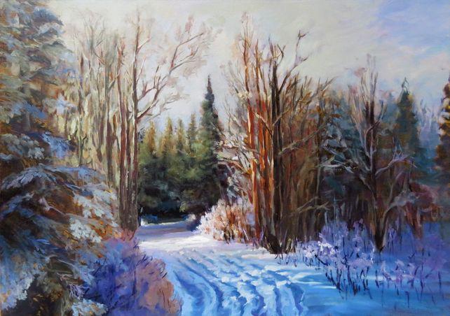 Sparkling Forest