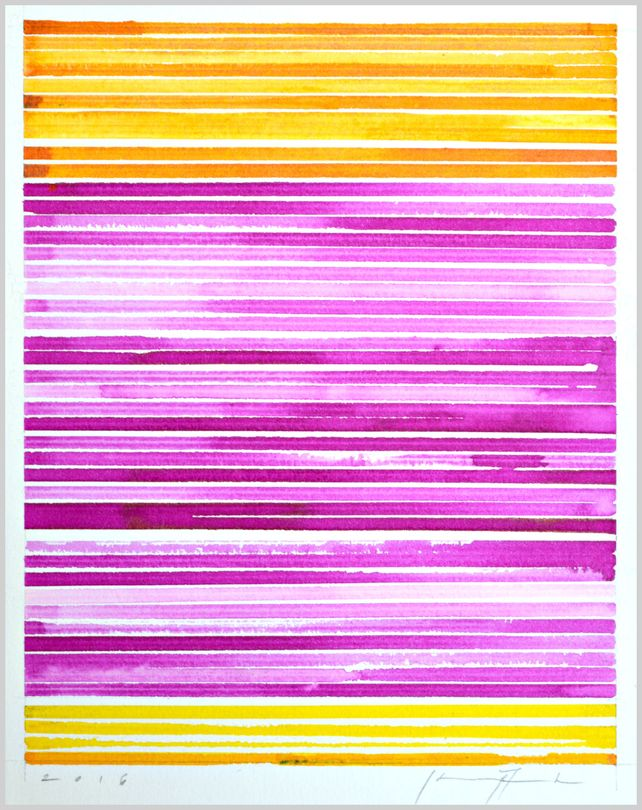 Abstraction | Stripes [violet]