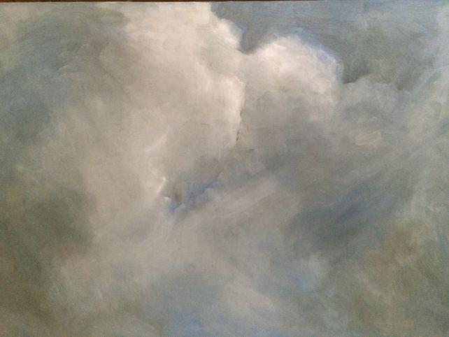 Moody Sky No 9
