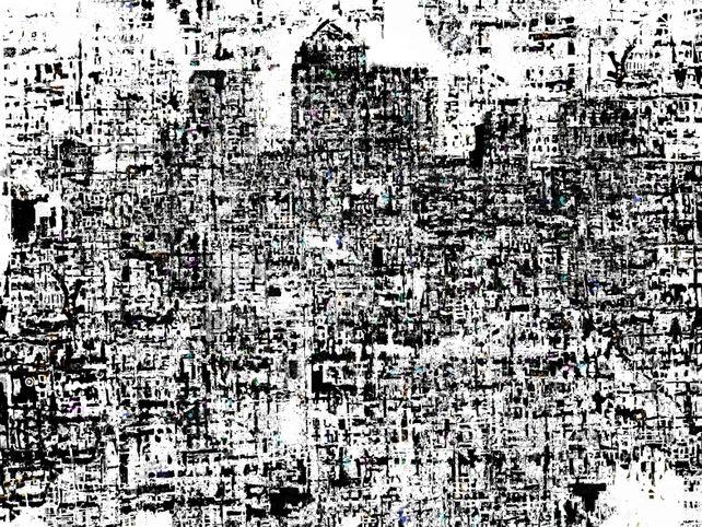 Canary Wharf (White Noise)