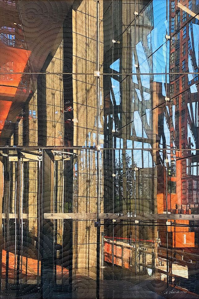 Mannahatta- Construction Site:The Shed