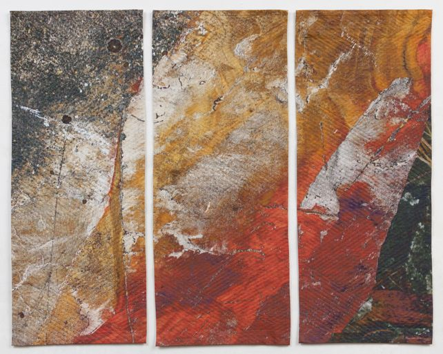 Red Rock Triptych