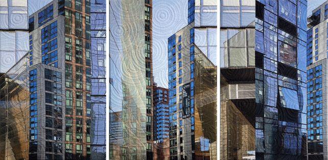 Mannahatta- Highline Triptych