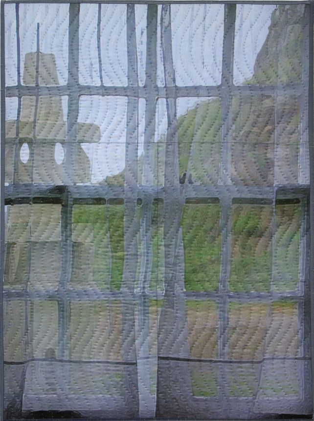 Cape Cornwall Window 1335