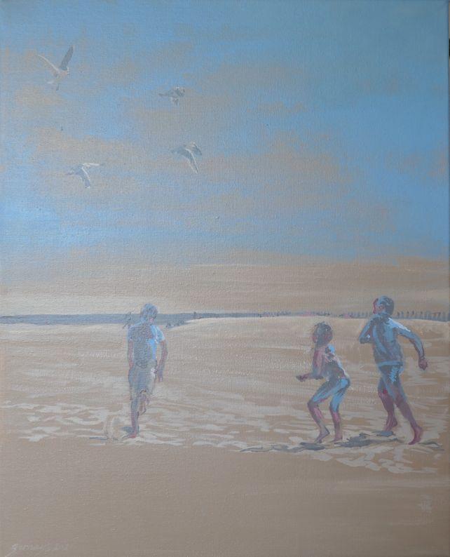 The Beach Dance