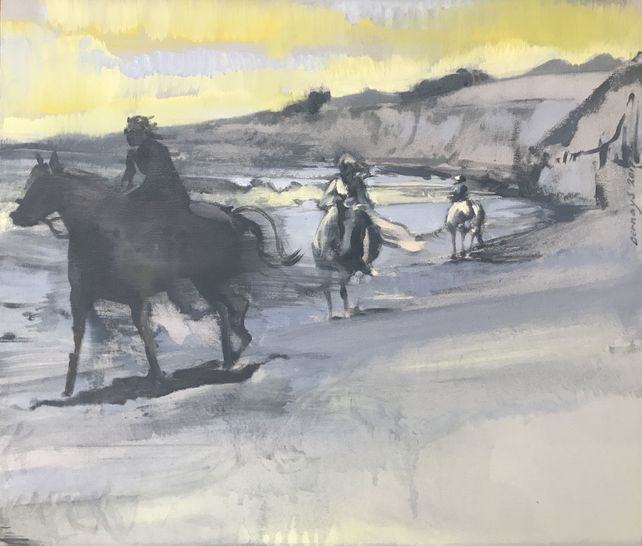 White Horses and Mare's Tails