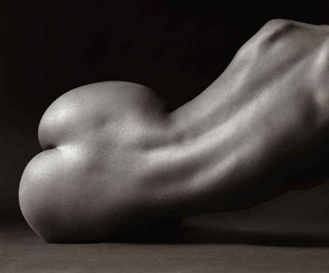 Abstract Nude