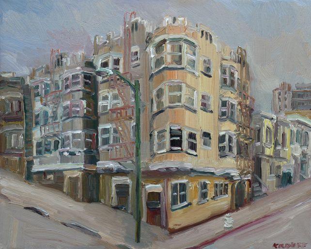 Broadway & Leavenworth San Francisco