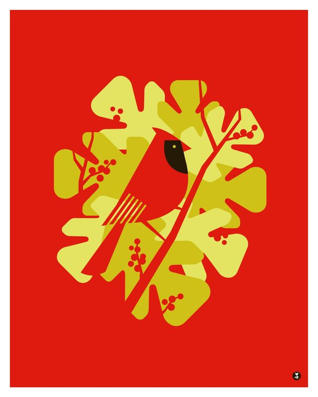 cardinal large