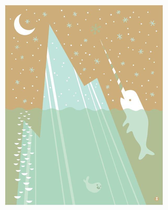 bee land: narwhal