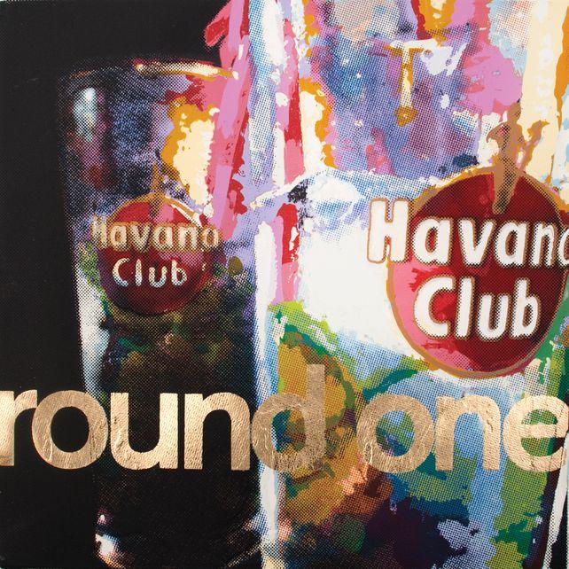 Round One-Mojito